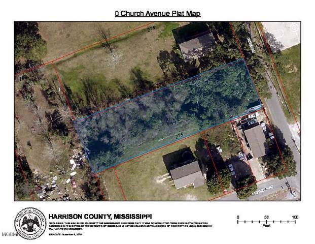 0 Church St, Pass Christian, MS 39571 (MLS #355537) :: Coastal Realty Group