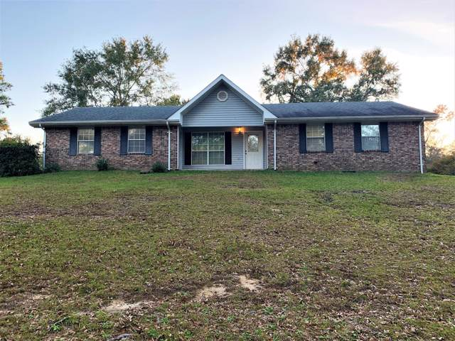 6 Honeycomb Rd, Wiggins, MS 39577 (MLS #355568) :: Coastal Realty Group