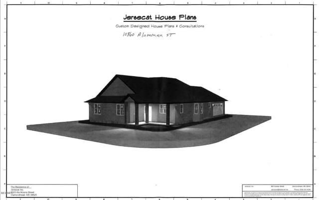 10860 Ala Moana St, Diamondhead, MS 39525 (MLS #355599) :: Coastal Realty Group