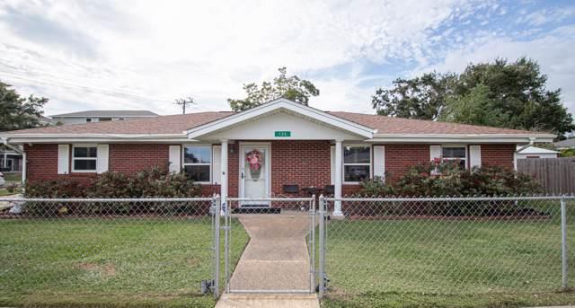135 Pine Grove Ave, Biloxi, MS 39531 (MLS #355618) :: Coastal Realty Group