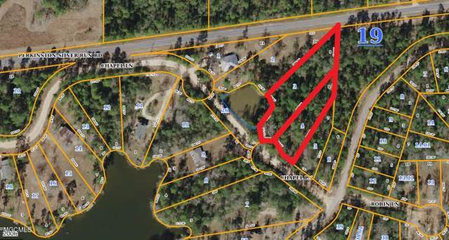 Tbd Chapel Ln, Perkinston, MS 39573 (MLS #355630) :: Keller Williams MS Gulf Coast