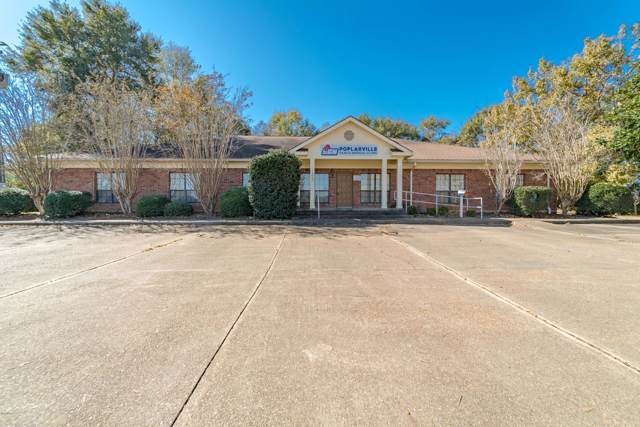 1222 S Main St, Poplarville, MS 39470 (MLS #355731) :: The Sherman Group