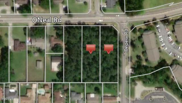 1.3 Acres Oneal Rd, Gulfport, MS 39503 (MLS #355733) :: The Sherman Group