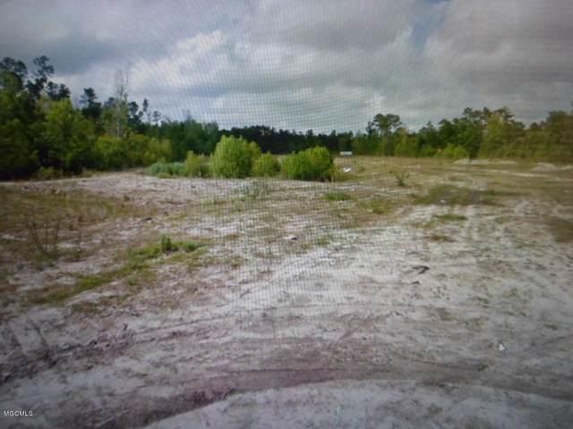 0 N 55th Ave, Gulfport, MS 39501 (MLS #355781) :: Coastal Realty Group