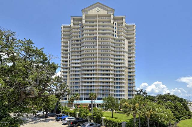 2668 Beach Blvd #1701, Biloxi, MS 39531 (MLS #355812) :: Coastal Realty Group