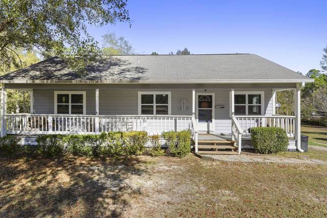 20608 Scarborough Rd, Saucier, MS 39574 (MLS #355829) :: The Sherman Group