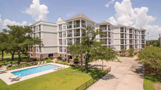 1100 W Beach Blvd #203, Pass Christian, MS 39571 (MLS #355837) :: Coastal Realty Group