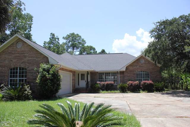 121 Country Club Dr, Pass Christian, MS 39571 (MLS #355883) :: Coastal Realty Group