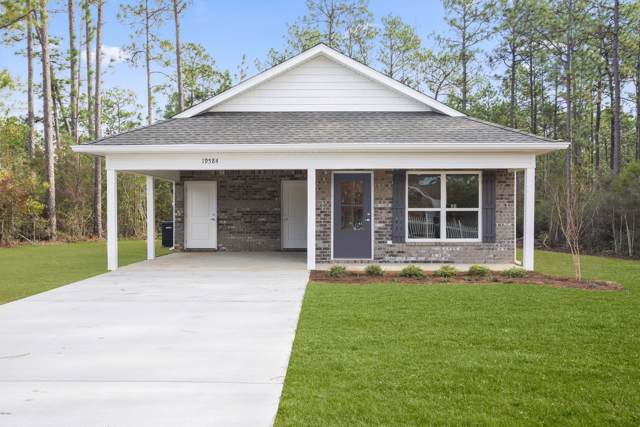 13696 Lawton Ln, Gulfport, MS 39503 (MLS #355918) :: Coastal Realty Group