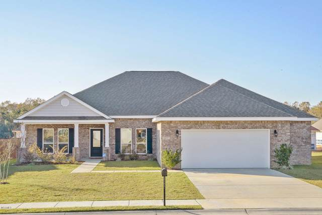 10597 Harvest Dr, Gulfport, MS 39503 (MLS #356175) :: Coastal Realty Group