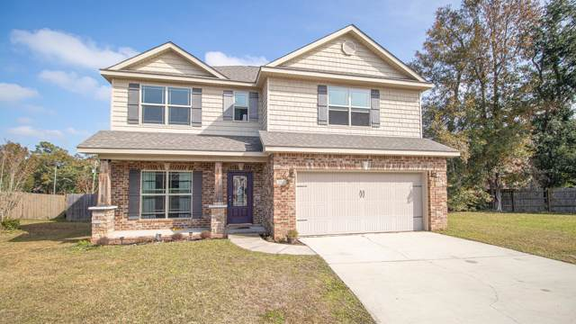 950 Old Towne St, Gulfport, MS 39507 (MLS #356177) :: Coastal Realty Group