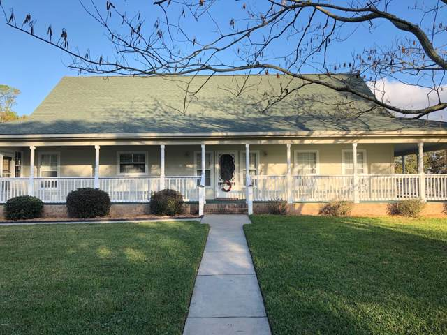 1400 Bay Ridge Dr, Gautier, MS 39553 (MLS #356182) :: Coastal Realty Group