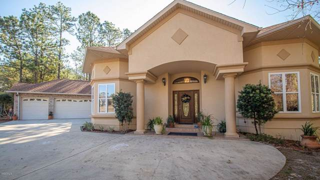 7517 Crooked Stick Dr, Diamondhead, MS 39525 (MLS #356242) :: Coastal Realty Group