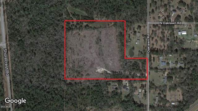 23.1 Acres Oaklawn Rd, Biloxi, MS 39532 (MLS #356305) :: Coastal Realty Group