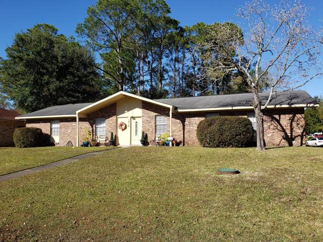 1916 University St, Gautier, MS 39553 (MLS #356308) :: Coastal Realty Group