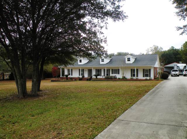 251 Burgundy Dr, Lucedale, MS 39452 (MLS #356345) :: Coastal Realty Group