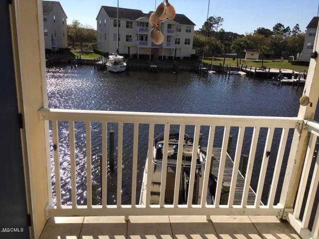 2421 Beachview Dr  Unit B-6 Slip 52, Ocean Springs, MS 39564 (MLS #356355) :: Coastal Realty Group