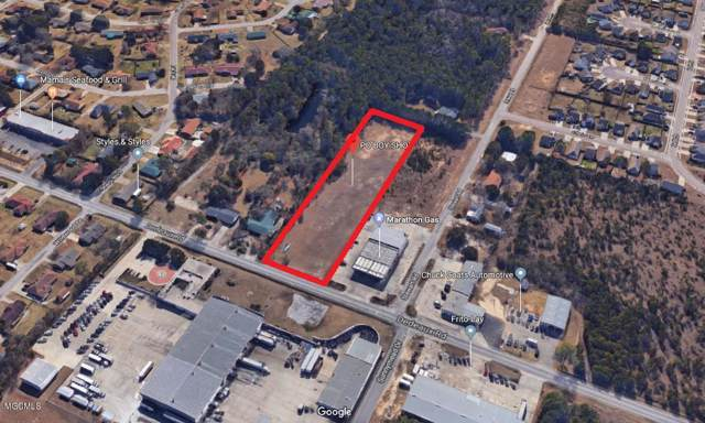 2.4 Acres Dedeaux Rd, Gulfport, MS 39503 (MLS #356392) :: The Sherman Group