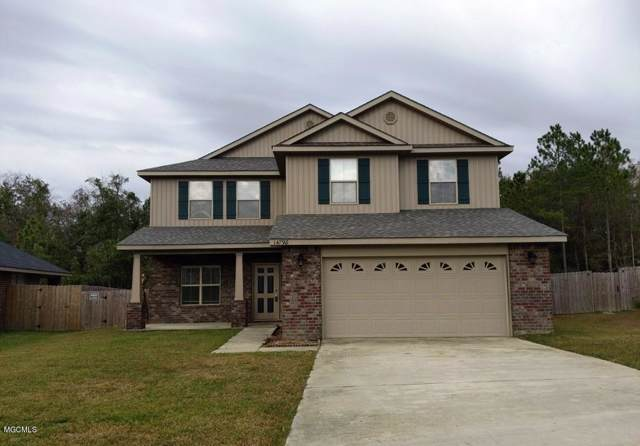 14798 Canal Crossing Blvd, Gulfport, MS 39503 (MLS #356414) :: Coastal Realty Group