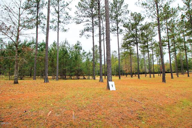 Lot 7 Ridge Hill Dr, Lucedale, MS 39452 (MLS #356516) :: Berkshire Hathaway HomeServices Shaw Properties