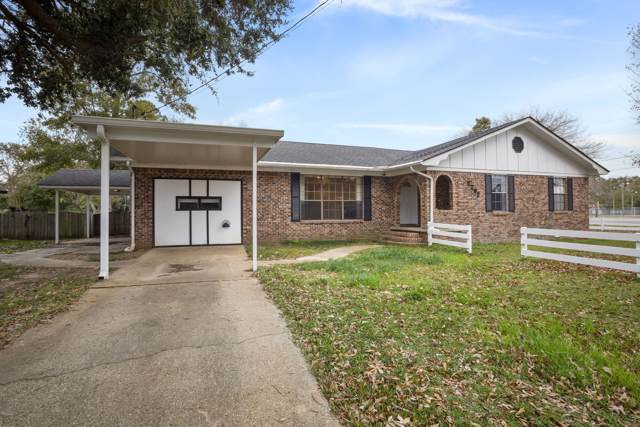 2202 Wilson Ave, Pascagoula, MS 39567 (MLS #356517) :: Coastal Realty Group
