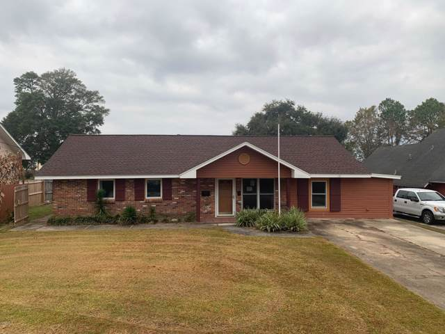 3503 Oak Ave, Gulfport, MS 39507 (MLS #356733) :: Coastal Realty Group
