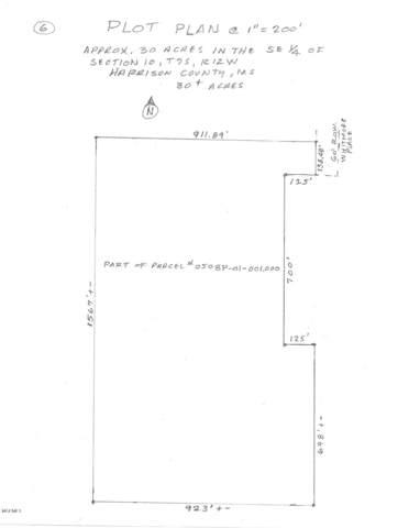 0 Whitmore Pl, Gulfport, MS 39503 (MLS #356783) :: The Sherman Group
