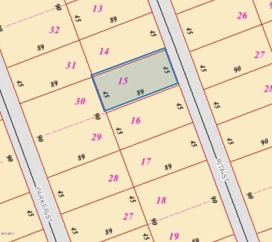 0 Rita St, Pass Christian, MS 39571 (MLS #356893) :: Berkshire Hathaway HomeServices Shaw Properties