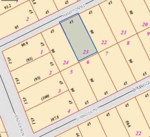 0 Weston St, Pass Christian, MS 39571 (MLS #356894) :: Berkshire Hathaway HomeServices Shaw Properties