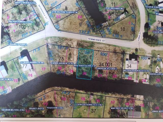 Lot20 Tennessee St, Bay St. Louis, MS 39520 (MLS #357015) :: Coastal Realty Group