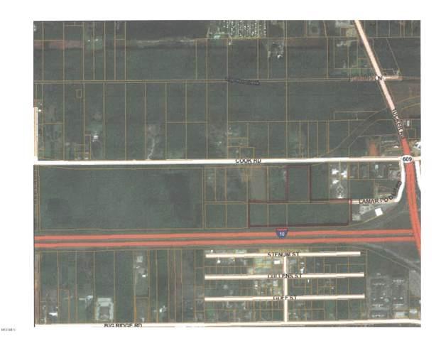 0 Cook Rd, Biloxi, MS 39532 (MLS #357108) :: Coastal Realty Group