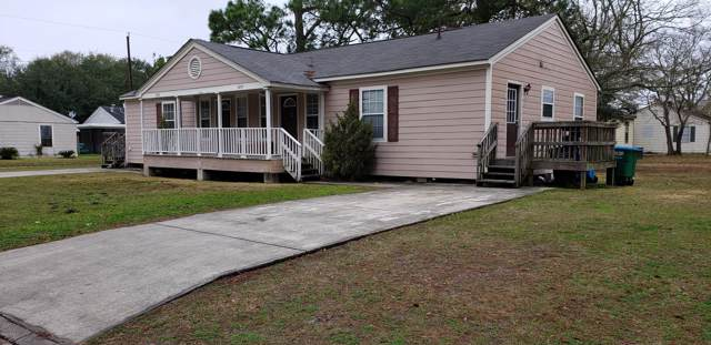 2205 Harrison Ave, Pascagoula, MS 39567 (MLS #357249) :: Coastal Realty Group