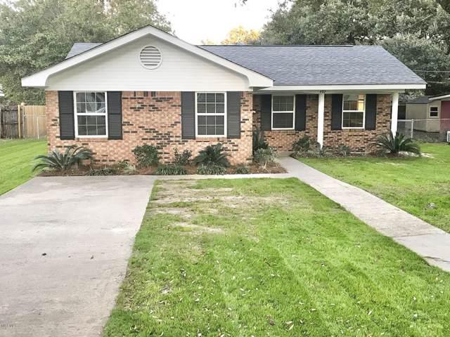 492 Weaver Ave, Gulfport, MS 39507 (MLS #357264) :: Coastal Realty Group