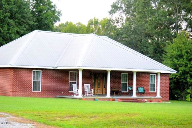 12920 Preacher Powell Rd, Carriere, MS 39426 (MLS #357390) :: The Sherman Group