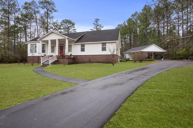 20507 Old Biloxi Rd, Vancleave, MS 39565 (MLS #357400) :: Coastal Realty Group
