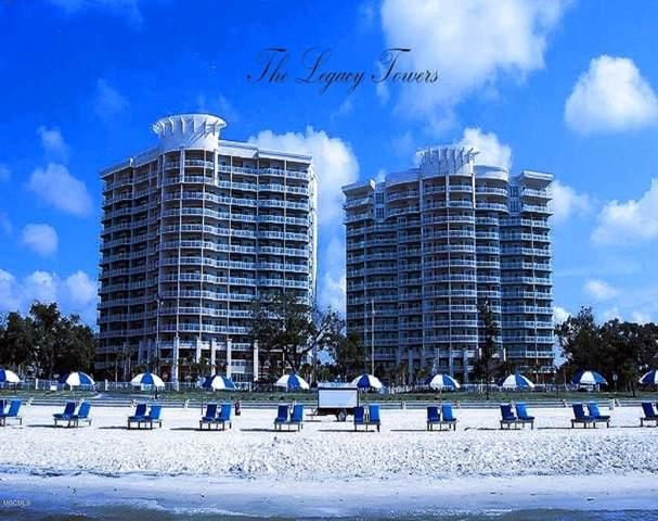 2228 Beach Dr #1206, Gulfport, MS 39507 (MLS #357412) :: Coastal Realty Group