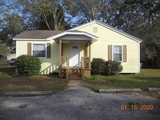 1810 12th St, Pascagoula, MS 39567 (MLS #357415) :: Coastal Realty Group