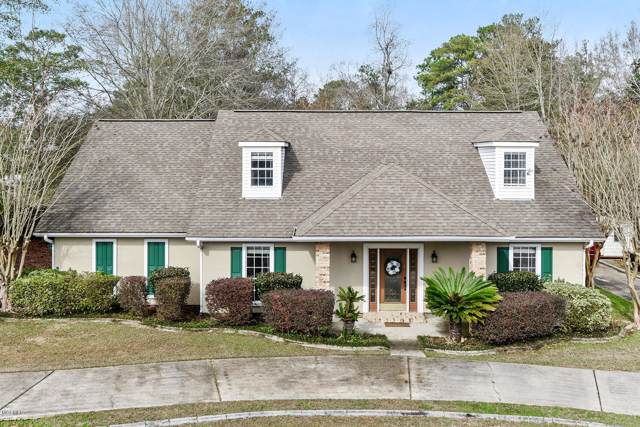 87129 Golf Club Dr, Diamondhead, MS 39525 (MLS #357600) :: Coastal Realty Group