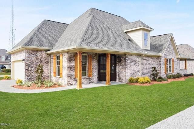 3853 Chateau Cv, Ocean Springs, MS 39564 (MLS #357604) :: Coastal Realty Group