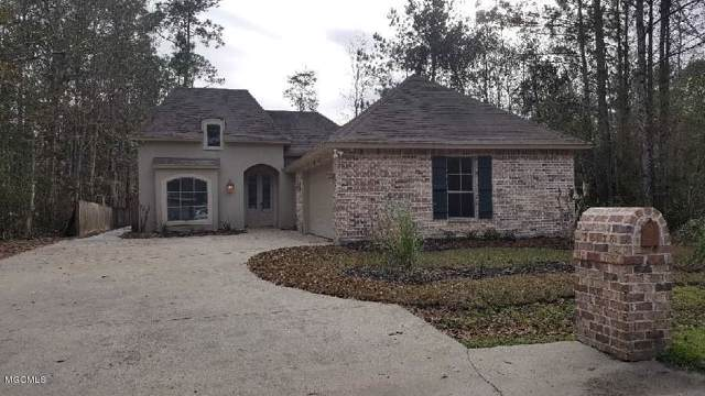 84135 Lola Dr, Diamondhead, MS 39525 (MLS #357651) :: Coastal Realty Group
