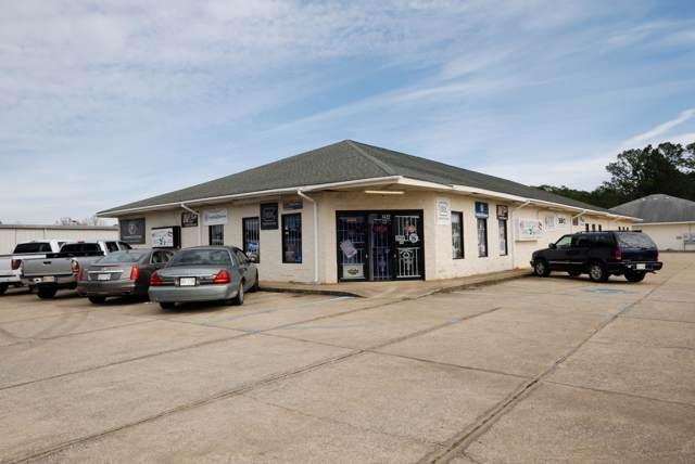 3422 Main St, Moss Point, MS 39563 (MLS #357789) :: Coastal Realty Group
