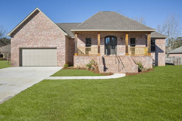 463 Channel Mark Dr, Biloxi, MS 39531 (MLS #357824) :: Coastal Realty Group