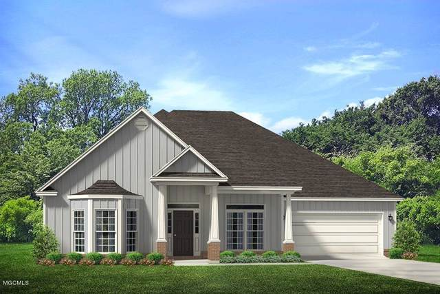 6444 Chickory Way, Ocean Springs, MS 39564 (MLS #357888) :: The Sherman Group