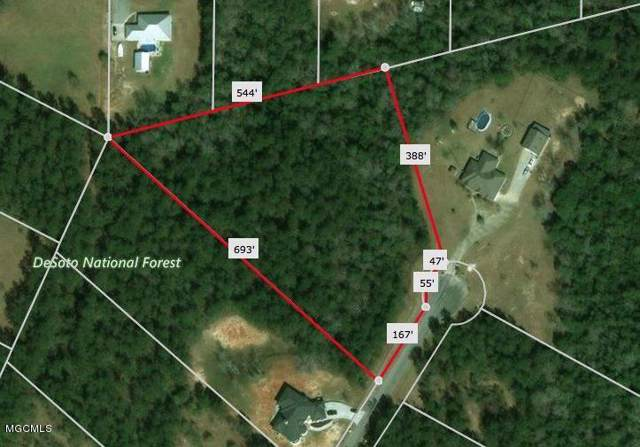 Lot 128 Pine Haven, Saucier, MS 39574 (MLS #358003) :: Coastal Realty Group
