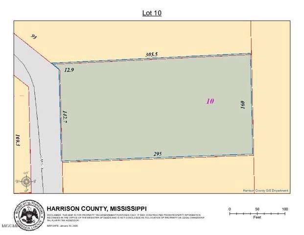 Lot 10 Penny Ln, Long Beach, MS 39560 (MLS #358121) :: The Sherman Group