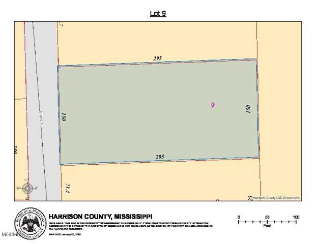 Lot 9 Penny Ln, Long Beach, MS 39560 (MLS #358125) :: The Sherman Group