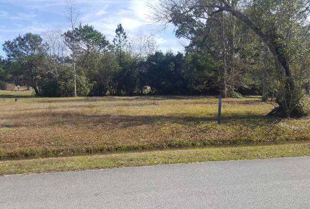 512 Sears Ave, Waveland, MS 39576 (MLS #358155) :: The Sherman Group