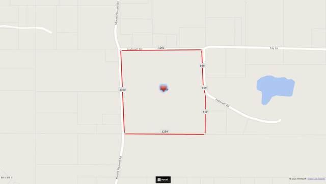 40 Acres Mt Pleasant, Vancleave, MS 39565 (MLS #358584) :: Coastal Realty Group