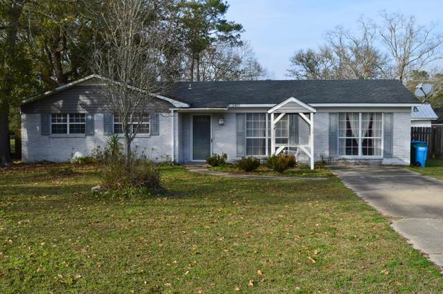 3409 Ronnie Ave, Pascagoula, MS 39581 (MLS #358688) :: The Sherman Group