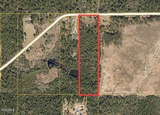 10309 Paige Bayou Rd, Vancleave, MS 39565 (MLS #358689) :: Coastal Realty Group